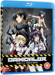 Daimidaler vs Penguin Empire (Dual Format)