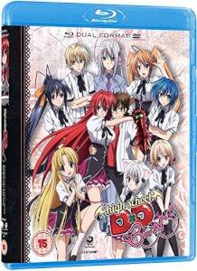 High School DxD - Season 3 (Dual Format)