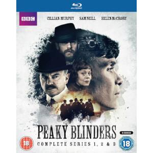 Peaky Blinders - Series 1-3