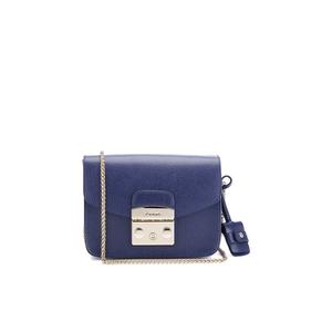 Furla Women's Metropolis Mini Crossbody Bag - Navy