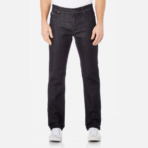BOSS Green Men's Deam 30 Tapered Fit 5 Pocket Jeans - Blue