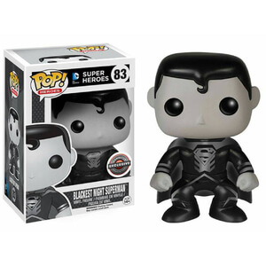 DC Comics Blackest Night Superman Limited Edition Pop! Vinyl Figure