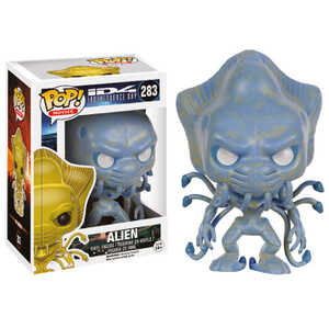 Independence Day POP! Movies Vinyl Figur Alien (White Eyes)