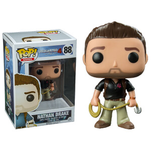 Nathan Drake Naughty Dog Limited Edition Pop! Vinyl Figure