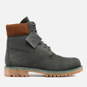 Timberland Men's 6 Inch Premium Boots - Dark Urban Chic Waterbuck NB