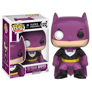 DC Comics Batman Impopster Penguin Pop! Vinyl Figure