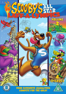 Scooby's As Laff-A-Lympics: Volume 2