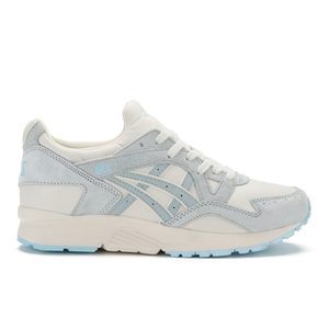 Asics Women's Gel-Lyte V 'Crystal Blue Pack' Trainers - Moonbeam/Light Grey