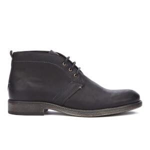 Wrangler Men's Castle Desert Boots - Black