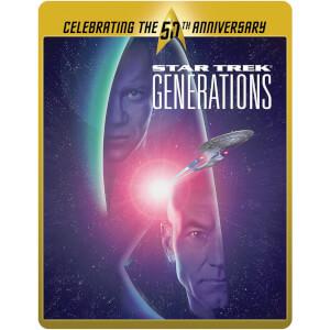 Star Trek 7 - Treffen der Generationen - Limited Edition 50. Jubiläums Edition Steelbook