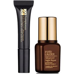 Estee Lauder Sumptuous Mini Mascara & Advanced Night Repair Gift