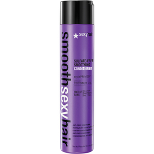 Acondicionador antiencrespamiento Smooth Sexy Hair de 300 ml