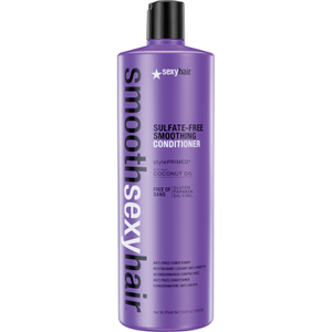 Acondicionador antiencrespamiento Smooth Sexy Hair de 1000 ml