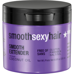 Mascarilla Hidratante Smooth Extender de Sexy Hair 200 ml