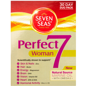 Seven Seas Perfect 7 Woman - 30 Day Duo Pack