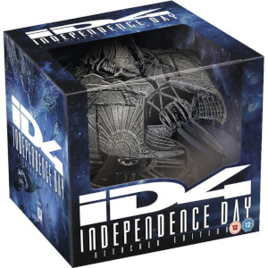 Independence Day Attacker Edition - Édition limitée exclusive Zavvi