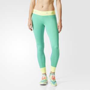 adidas Women's Stellasport Gym Tights - Green