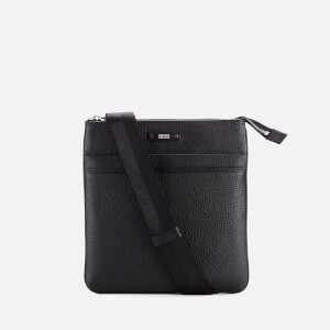 BOSS Traveller Zip Cross Body Bag - Black