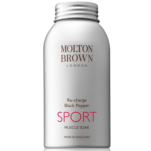 Sels de Bain pour Muscles Re-Charge Black Pepper SPORT Molton Brown (300g)