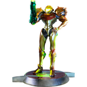 Samus Varia Suit Figurine - Exclusive Edition