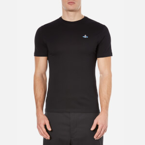 Vivienne Westwood MAN Men's Basic Jersey T-Shirt - Black