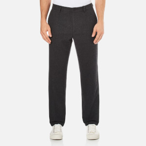 GANT Rugger Men's Woolly Pants - Charcoal Melange