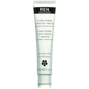 REN Flash Rinse 1 Minute Facial (Free Gift) (Worth £6.50)