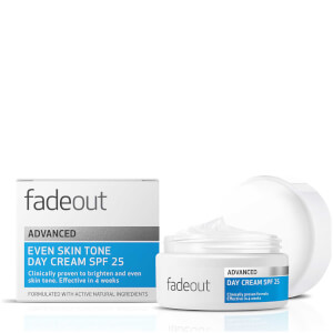 Fade Out ADVANCED Even Skin Tone -päivävoide SPF 25 (50ml)