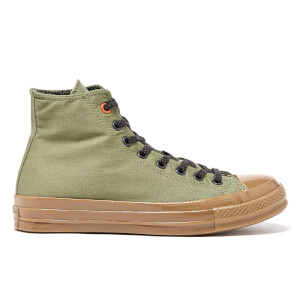 Converse Men's Chuck Taylor All Star '70 Hi-Top Trainers - Fatigue Green/Almost Black/Gum