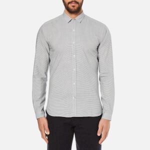 Oliver Spencer Men's Clerkenwell Shirt - Broadstone Navy