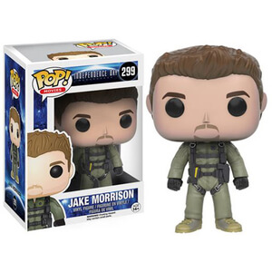 Independence Day: Resurgence Jake Morrison Funko Pop! Figuur