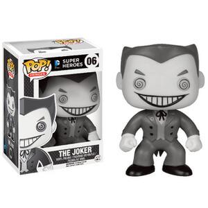 Noir & Blanc Joker Figurine Funko Pop!