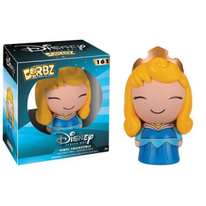 Blue Dress Aurora Ltd Ed EXC Dorbz Vinyl Figure