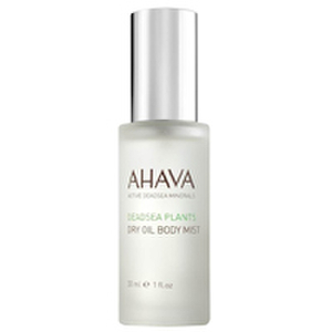 AHAVA Dry Oil Body Mist - Travel Size