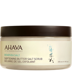 AHAVA Softening Butter Salt Scrub 235ml