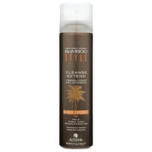 Alterna BAMBOO Style Cleanse Extend Translucent Dry Shampoo - Mango Coconut
