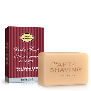 The Art of Shaving Body Soap - Sandalwood