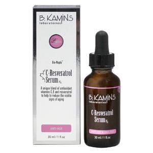 B Kamins C-Resveratrol Serum Kx