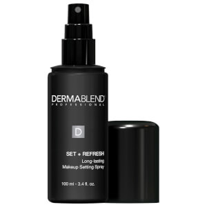 Dermablend Set + Refresh Long Lasting Oil-Free Make-Up Setting Spray