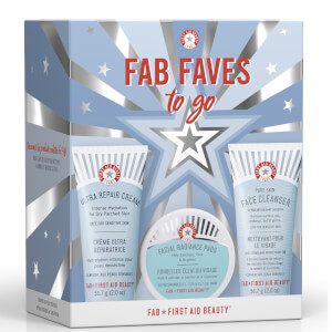 Kit FAB Faves To Go First Aid Beauty