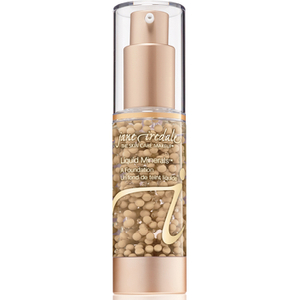jane Iredale Liquid Minerals Foundation - Warm Sienna