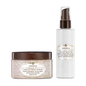Lavanila Vanilla Bean Radiant Skin Set