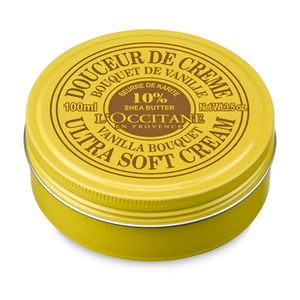 L'Occitane Shea Butter Ultra Soft Cream - Vanilla Bouquet