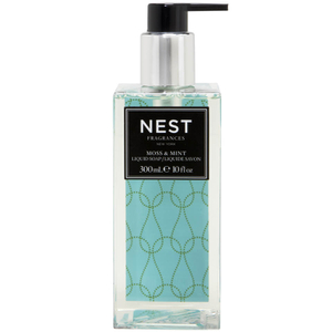 NEST Fragrances Liquid Hand Soap - Moss and Mint