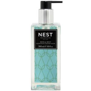 NEST Fragrances Moss and Mint Liquid Hand Soap