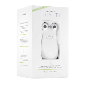 NuFACE Trinity + Trinity ELE Attachment Set (Worth £445.00)