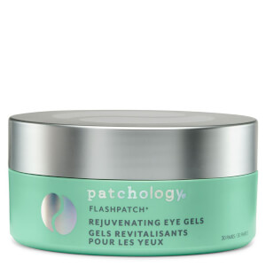 Patchology FlashPatch RejuvinatingEye Gels - 30 Pairs/Jar (Worth $90)