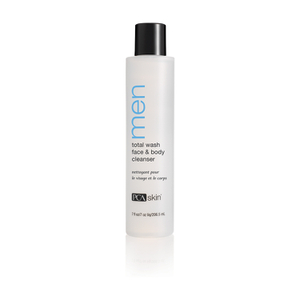 PCA SKIN Total Wash Face and Body Cleanser For Men