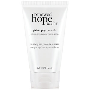 philosophy Renewed Hope In A Jar Re-Energizing Moisture Mask 120ml