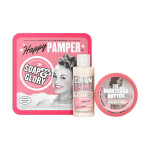 Soap and Glory Happy Pamper Gift Set